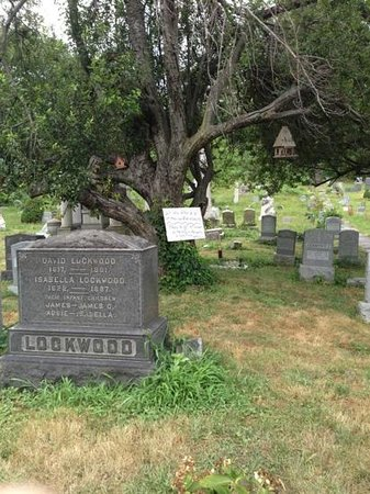 Historic Jersey City & Harsimus Cemetery