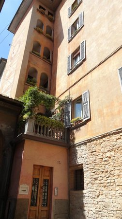 B&B La Torre della Meridiana: The house