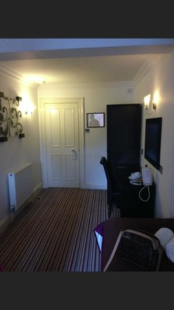 The Granville Hotel: Brighton belle room