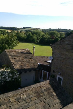 Millgate Bed & Breakfast: nice view