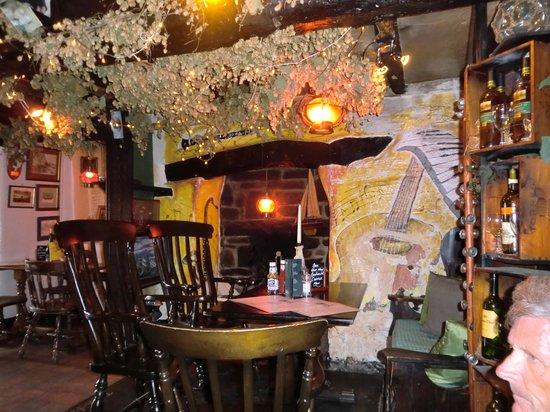 Lawrenny Lodge: the last inn