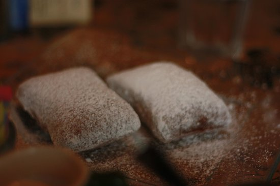 42nd Street Cafe : beignets
