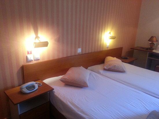 Mantas Hotel : the interior
