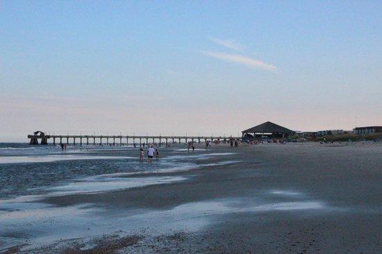 Public Beach Access At Tybee Island
