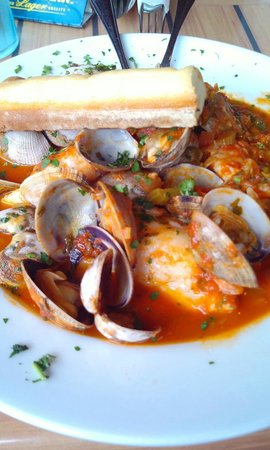 The Lost Roo: cioppino