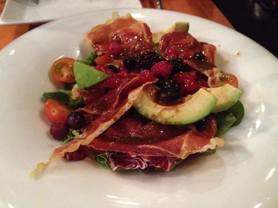 El Lagar de Julio : Ensalada de frutos rojos