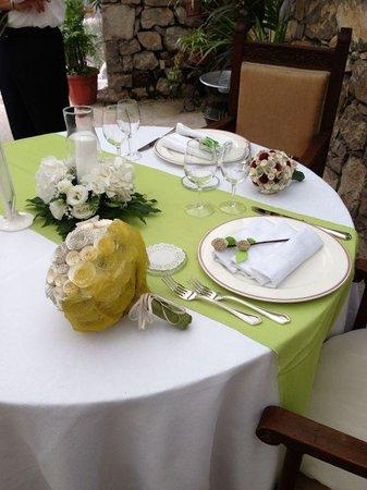 Le Officine di Villa Giusso: cerimonia