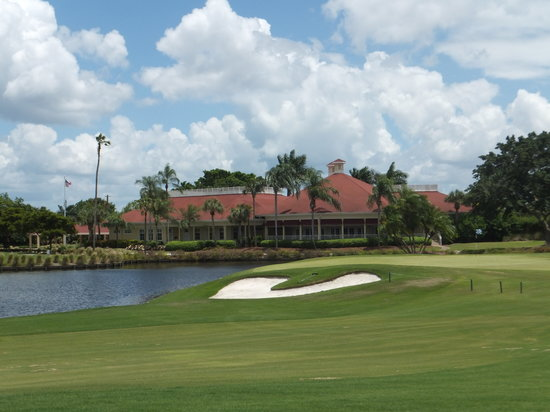 LaPlaya Golf Course: 18th