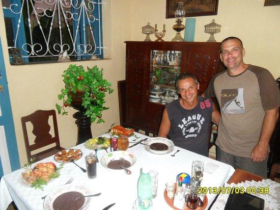 Villa Colonial Frank y Arelys: Frank e Ste....
