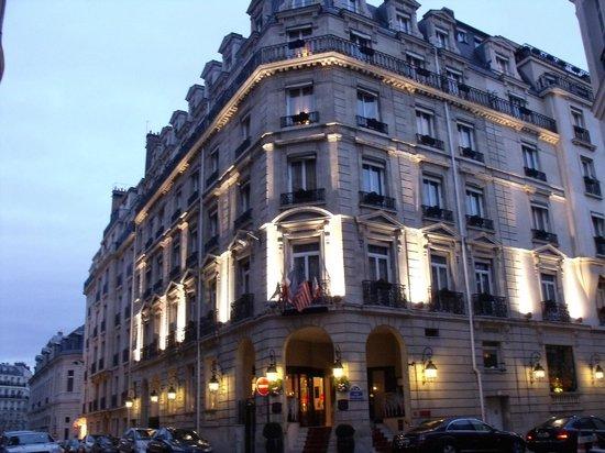 Hotel Balzac Paris Reviews