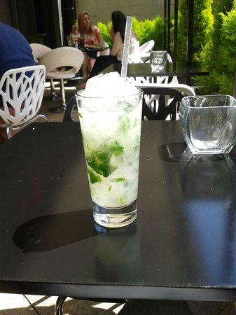 Maitai-lounge: Virgin Mojito