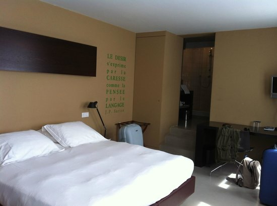 Hotel Matelote: Camera n° 9