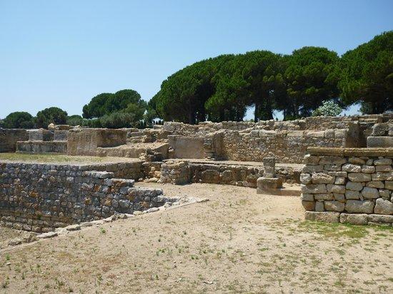 Ruïnes d'Empúries: Empúries-greek area