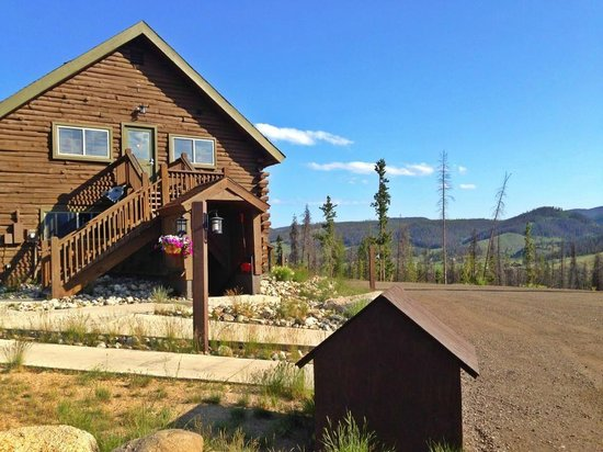 Devil's Thumb Ranch Resort & Spa: Bunkhouse