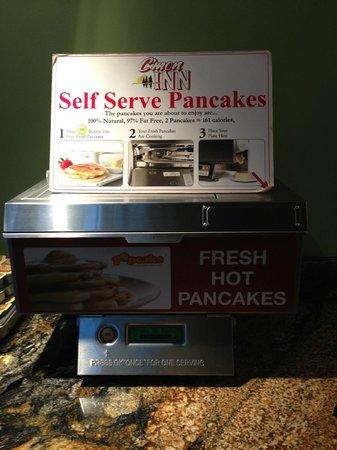 C'mon Inn: fun pancake maker
