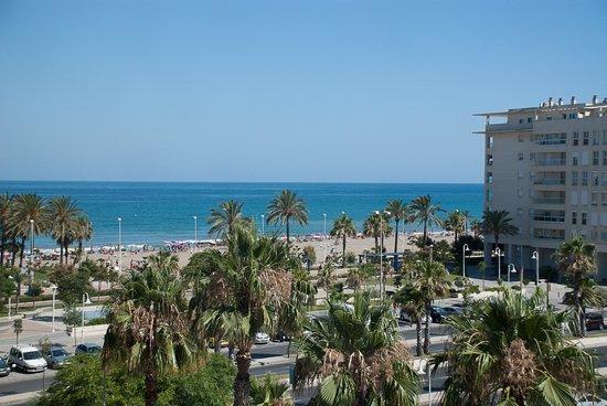 Vincci Malaga: Desde la habitacion