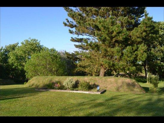 Yr Hafan: Gardens