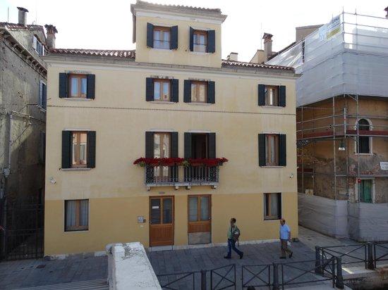 Al Bailo di Venezia: This is the Al Bailo Apartments