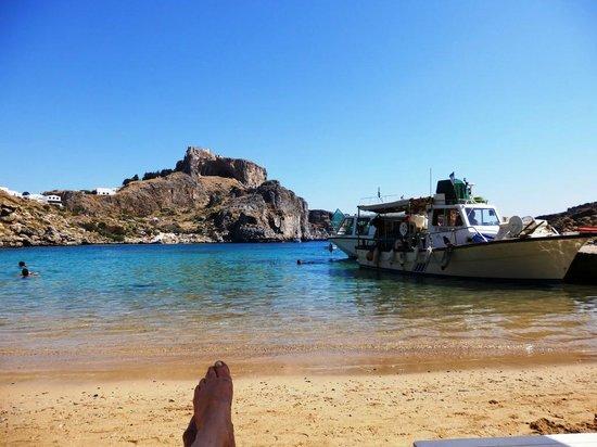 Agios Pavlos Beach (Saint Paul): ...