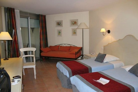 Best Western Hotel Paradou: deluxe room
