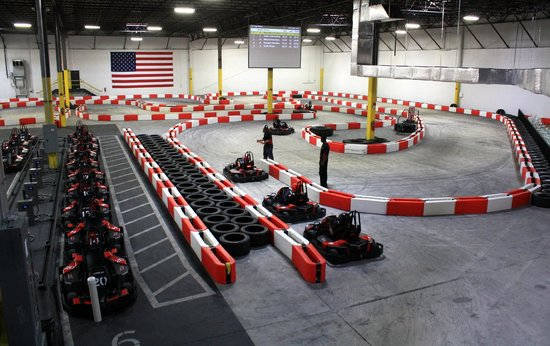 Autobahn Indoor Speedway & Events