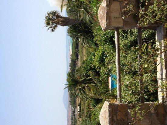 Hotel La Pena: Vista panorámica