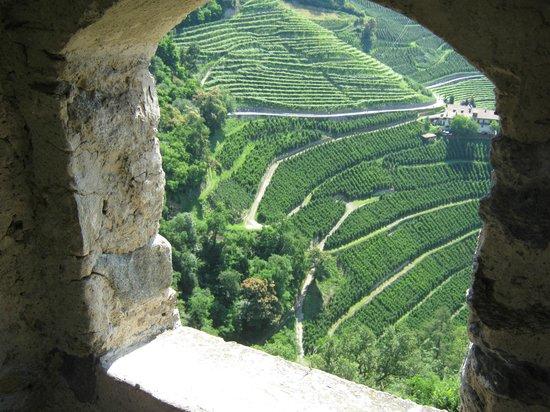 Eremita-Einsiedler: Castel Tirolo