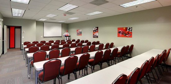 Autobahn Indoor Speedway & Events: Meeting and party rooms available