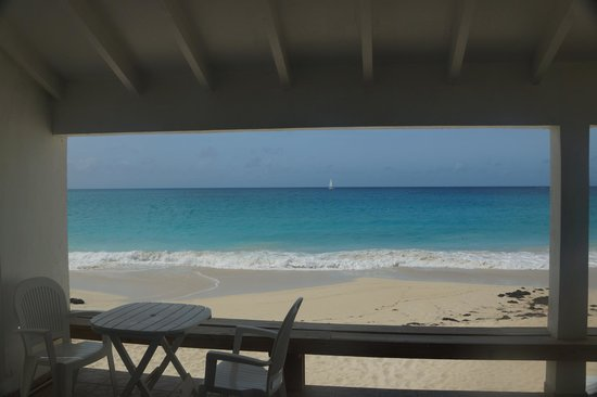 Beachside Villas: View from the Room
