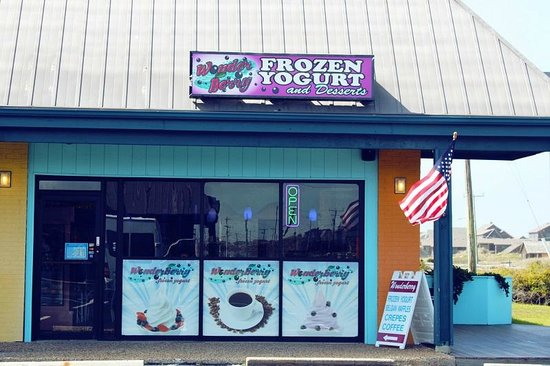 Wonderberry Frozen Yogurt