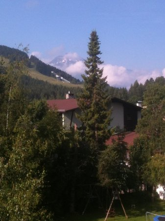 Landhaus Schmiedhof: View from the apartment