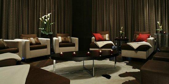 Hotel Le Crystal: Amerispa Lounge