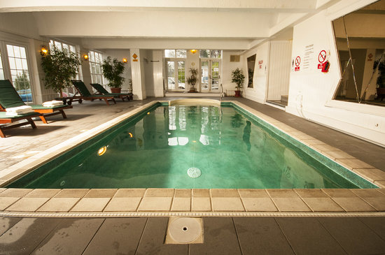 Swimming Pool Picture Of The Manor Hotel Crickhowell Tripadvisor