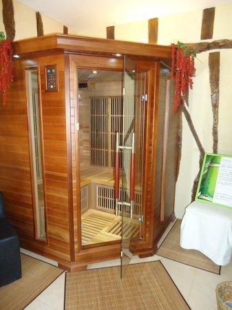 Auch, فرنسا: sauna le castagné auch gers