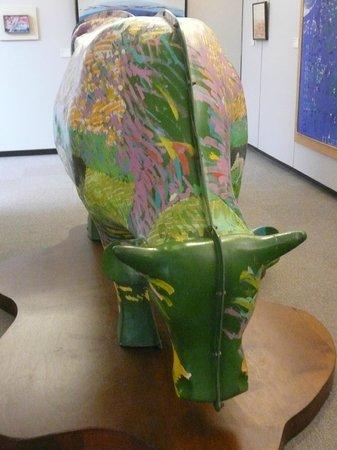 Musée des Beaux-arts de Dijon : Modern art section
