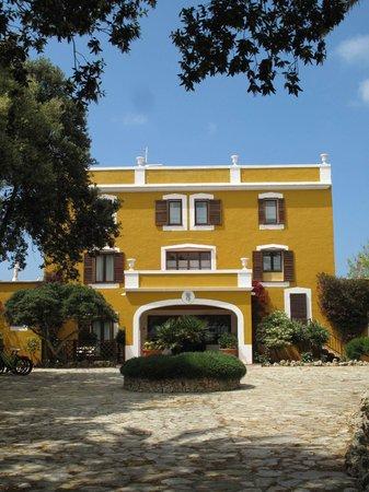 Hotel Rural Sant Ignasi: Front entrance