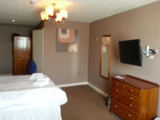 Unicorn Hotel: Room8