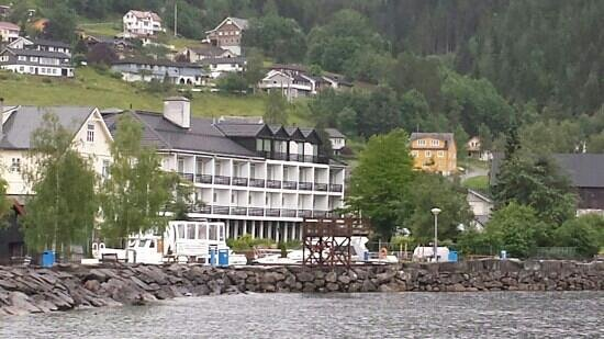First Hotel Raftevold: the hotel