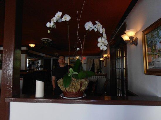 Old City House Inn and Restaurant: restaurante