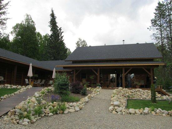 Moul Creek Lodge B & B: Die Lodge