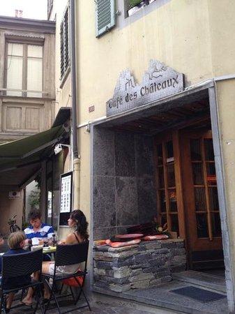 Restaurant Café des Châteaux