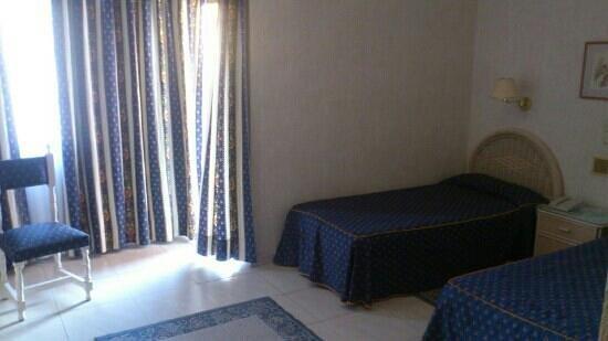 Hotel Trovador: Hab 409