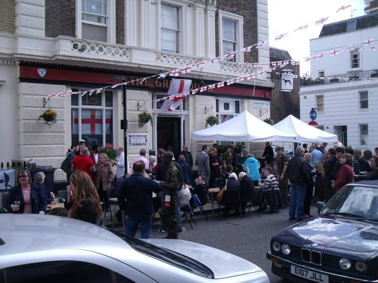 Gluten Free Restaurants Pimlico London
