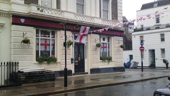 The Greyhound Pub and Kitchen