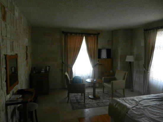 Goreme Inn Hotel: Habitación doble superior