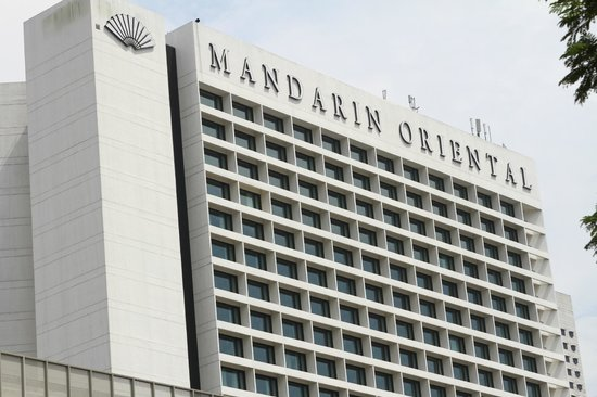 Mandarin Oriental, Singapore: awesome stay