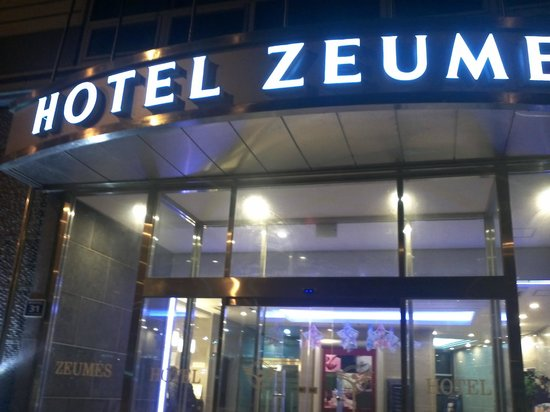 Hotel Zeumes: Hotel