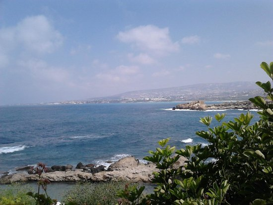 Cynthiana Beach Hotel: perfect location =perfect view