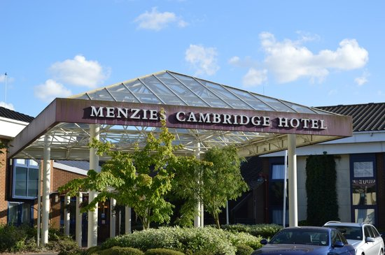 Hallmark Hotel Cambridge : Menzies, Cambridge