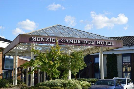 Hallmark Hotel Cambridge: Menzies, Cambridge